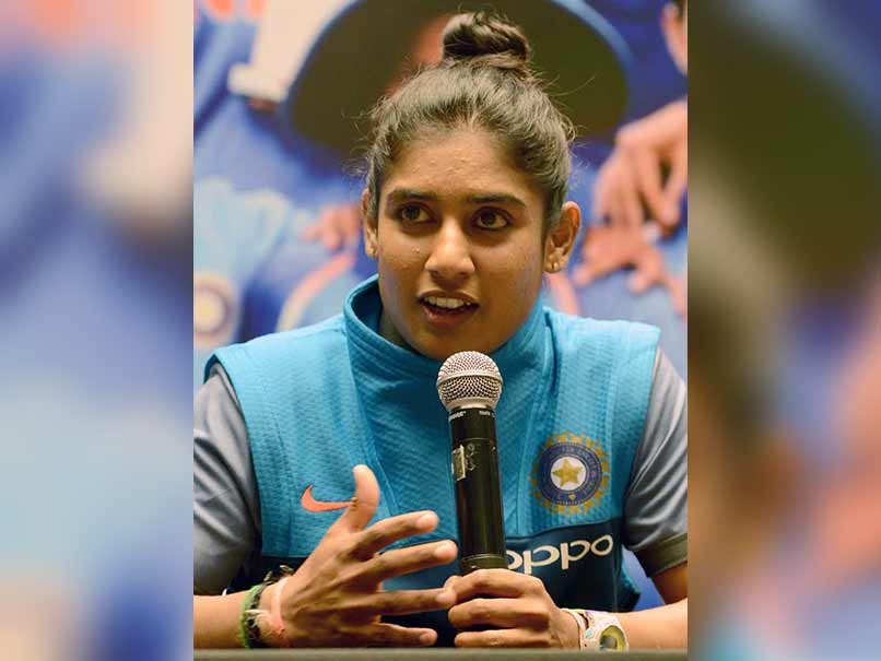 Mithali Raj Rises To Top Spot In ICC Rankings