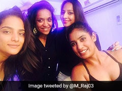 Mithali Raj Posts Photo, Critics Get Sound Thrashing On Social Media