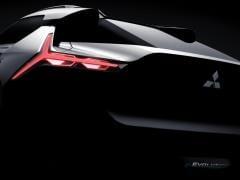 Mitsubishi Teases e-Evolution Concept