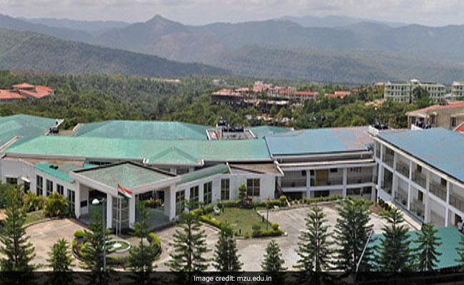 Student's Strike In Mizoram University Enters Second Day