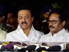 """Will Not Be Cowed Down,"" Says MK Stalin As Succession War Brews In DMK"