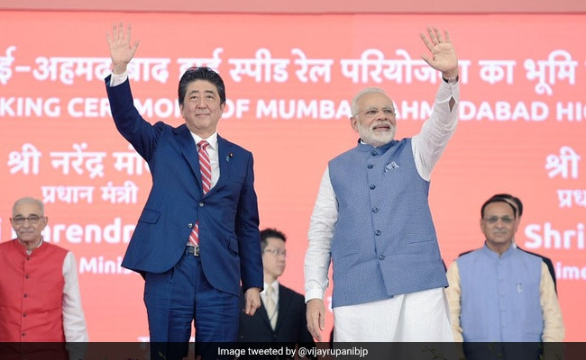 As PM Modi Hosts Japan's Abe, Chinese State-Run Media Lashes Out