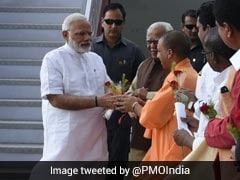 PM Modi In Varanasi After Big UP Win, To Launch Key Schemes: 10 Points