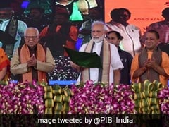 Solution To Every Problem Is Development, Says PM In Varanasi: 10 Points