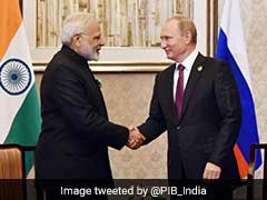 India, Russia Likely To Ink S-400 Triumf Deal Before PM Modi-Putin Summit