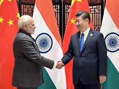 PM Modi Calls China's Xi Jinping To Congratulate Him On Re-Election