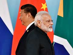 Maintaining Peace In Border Areas Important For Bilateral Ties: India To China