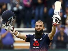 3rd ODI: Moeen Ali