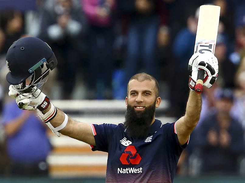 3rd ODI: Moeen Ali's Ton Sets Up England's 124-Run Win Over West Indies