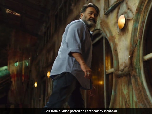 Villain Trailer: Mohanlal Fights Demons Of The Past And Present