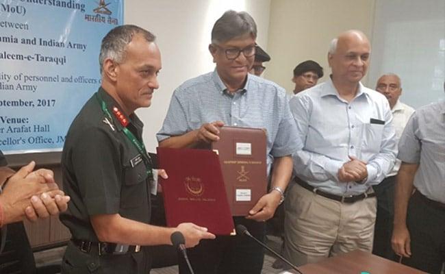 भारतीय सेना को शिक्षा देने वाला जामिया मिल्लिया इस्लामिया बना अनूठा विश्वविद्यालय