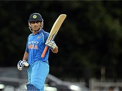 Mahendra Singh Dhoni Shows How Fast He Is Between The Wickets