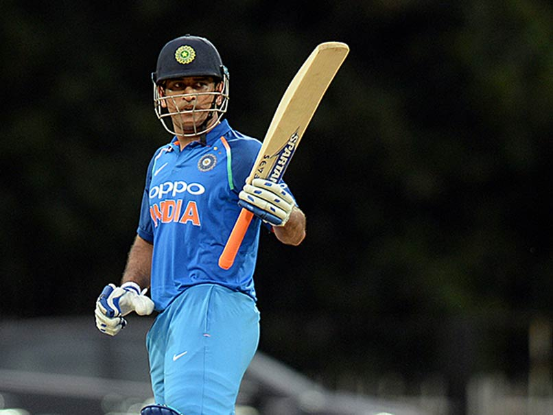 India vs Australia: MS Dhoni Reaches Another Milestone, Completes Century Of International Fifties