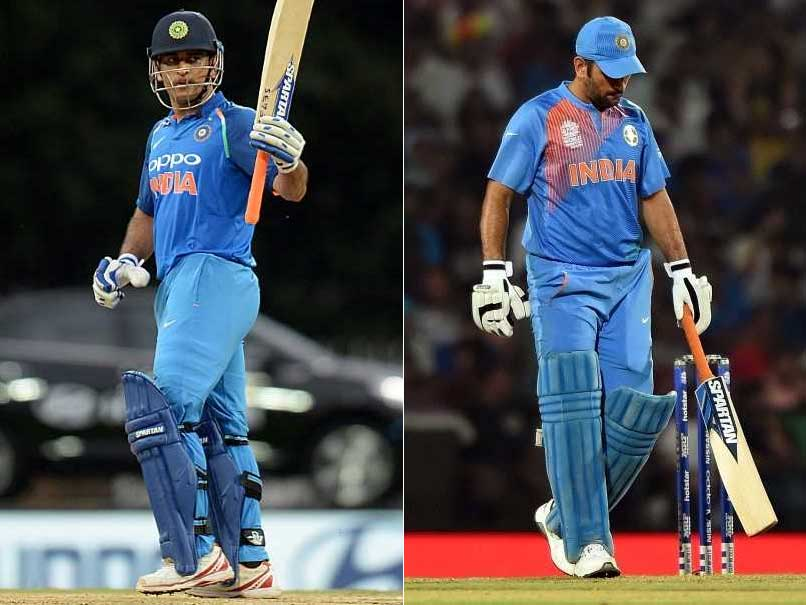 Change Of Cricket Gear Has Boosted MS Dhoni