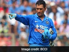 Stump Mike Shows How MS Dhoni Continues To Lead Team India