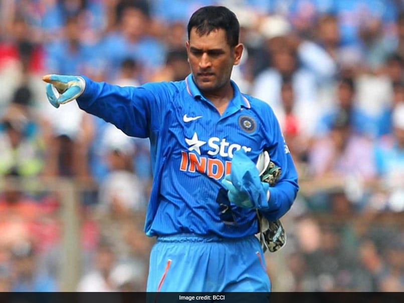 World Salutes Mahendra Singh Dhoni, The Boss Behind The Stumps