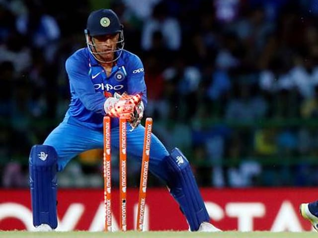 Mother Of All Stumping: Dhoni Special Throws Fans Into Tizzy