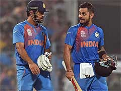 Virat Kohli Needs To Speak To MS Dhoni Separately: Sourav Ganguly