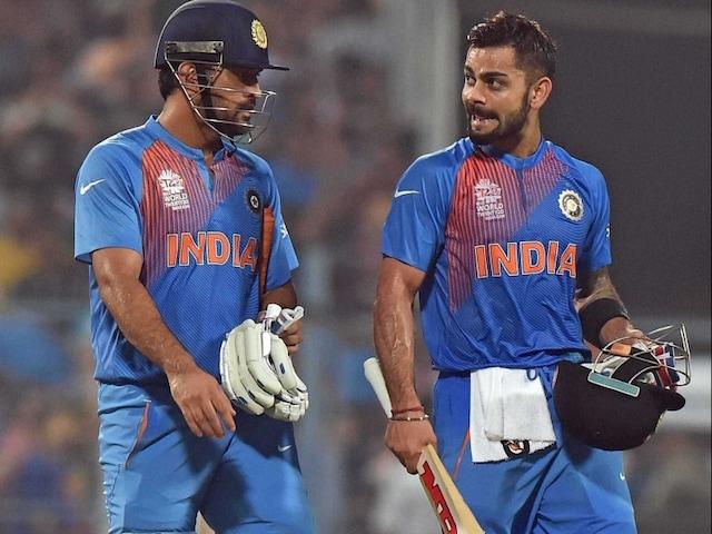 India Vs Australia: Virat Kohli Responsible For What We Are Seeing Of MS Dhoni, Says Sourav Ganguly