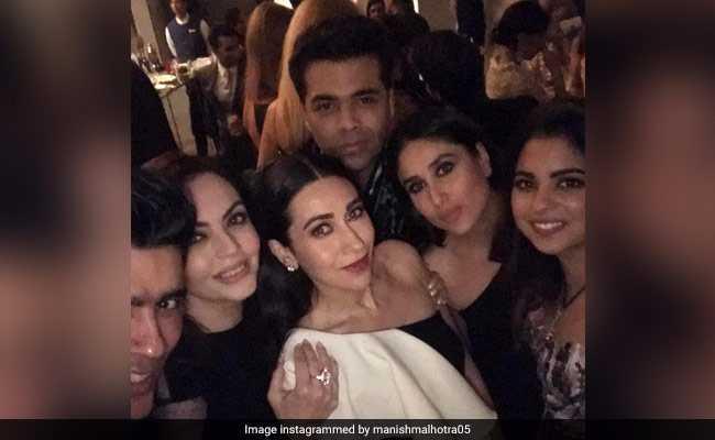 Inside Photos: मुकेश अंबानी की बेटी के साथ पार्टी करती दिखीं करीना कपूर खान