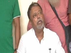 'Compelled To Quit Trinamool With Heavy Heart,' Says Mukul Roy