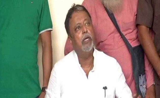 Mukul Roy Says No Plan To Float New Party, May Join BJP After Diwali
