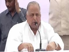 """When Will He Come?"": Mulayam Singh Yadav Raises Farooq Abdullah Detention Issue In Lok Sabha"