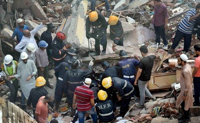 मुंबई बिल्डिंग हादसे में 33 की मौत: कुछ का पूरा परिवार खत्म हो गया तो कुछ तकदीर के धनी रहे