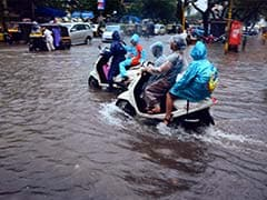 Mumbai Rains LIVE: Weather Better Today, Local Trains Running Slow