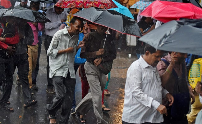 School, Colleges Shut in Maximum City; Flight Operations Hit