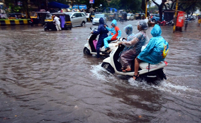 Mumbai Rains: Few Flights Cancelled, Local Trains Running Slow, Weather Better