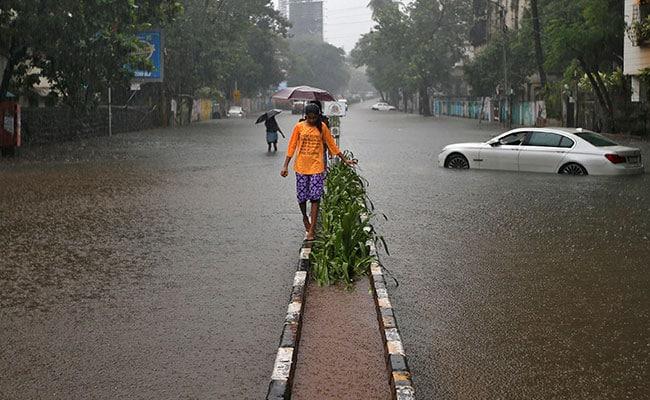 After Night Of Heavy Rain, Mumbai Schools Shut, Flights Hit