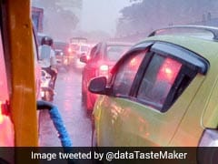 Heavy Rains Lash Mumbai, Civic Officials On Alert
