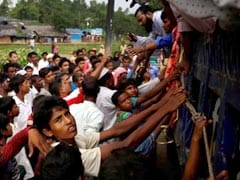 Around 10,000 Refugees Fled To India, Thailand From Myanmar: UN Told