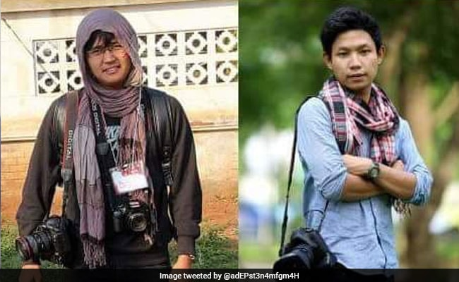 Lawyer For Detained Myanmar Journalists Denied Access In Bangladesh