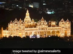 Mysuru's Famous Dasara Parade Restricted to Palace Ground Amid Pandemic