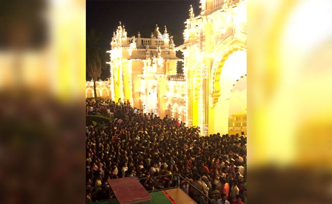 Pomp, Pageantry And Visual Splendour: Karnataka's Vijayadashami Extravaganza