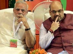 BJP National Executive Meeting LIVE: Amit Shah Makes The Opening Remarks