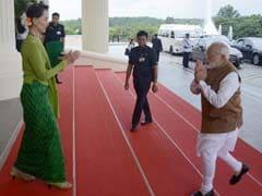 PM Narendra Modi In Myanmar LIVE: Prime Minister Modi Addresses Indian Community