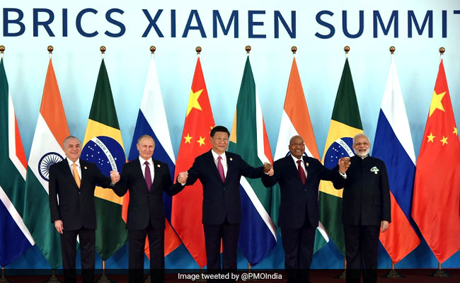 BRICS Summit 2017 LIVE: Joint Declaration Strongly Condemn Terror Groups, Including Those In Pakistan