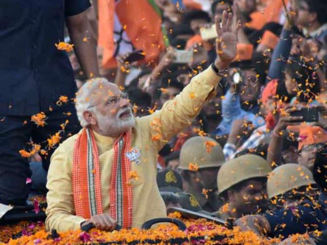 For Prime Minister Narendra Modi, Birthday Tweets From Sridevi, Karan Johar And Others