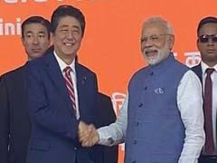 India, Japan Agree To Further Intensify Strategic Ties