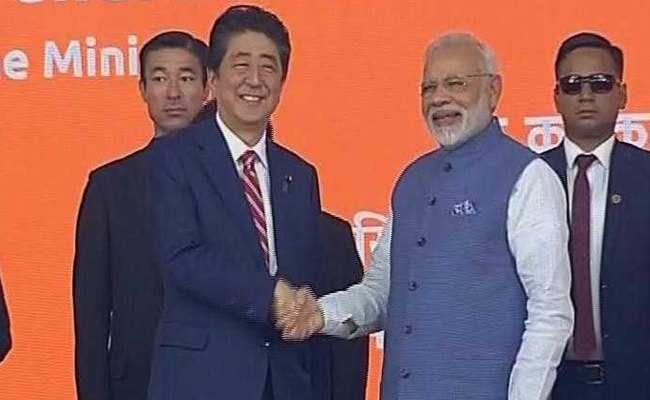 'Hope To Ride Bullet Train On Next India Visit': Top Quotes Of PM, Japan's Abe