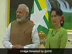 भारत और म्यांमार ने रिश्ते मजबूत करने के लिए कदम बढ़ाए, 11 एमओयू पर किए हस्ताक्षर