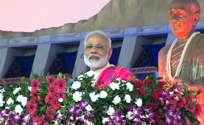 पीएम नरेंद्र मोदी आज से वाराणसी के दौरे पर, कई परियोजनाओं का करेंगे उद्घाटन