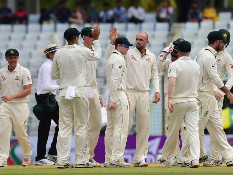 2nd Test: Bangladesh Reach 253/6 Despite Nathan Lyon's Five Wickets