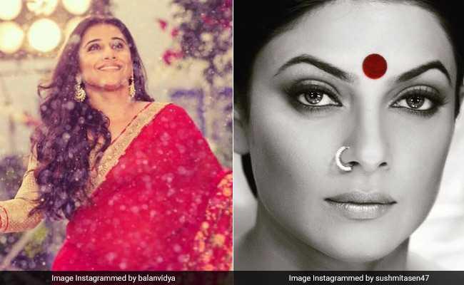 Navratri 2017: सुष्मिता सेन, विद्या बालन, शिल्पा शेट्टी जैसे सितारों ने दी नवरात्रि की शुभकामनाएं
