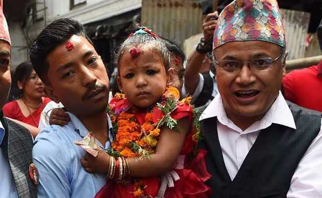 This 3-Year-Old Is Nepal's New 'Living Goddess'