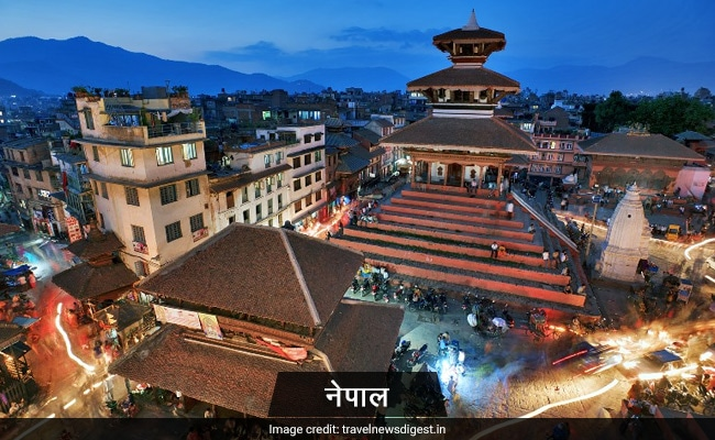 नेपाल में चीन सीमा के निकट भारत की मदद से बने पुल का उद्घाटन