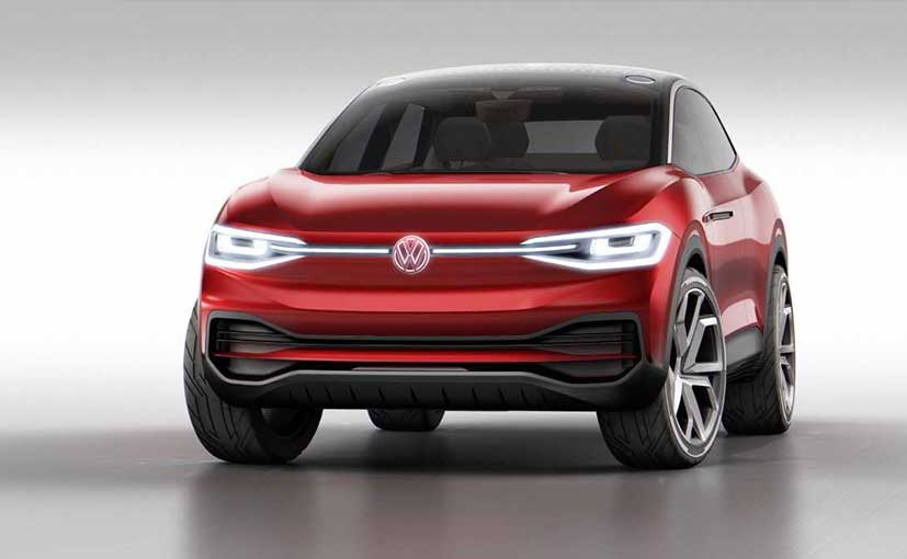 Frankfurt 2017 Volkswagen Introduces New I D Crozz Electric Suv
